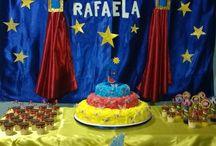 Aniversário da Rafaela!