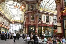 Stedentrips / Daar wil ik zeker wel een bezoekje aan brengen in Londen!