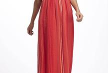 Maxi Dresses / by Sharon Sullivan-Gomez