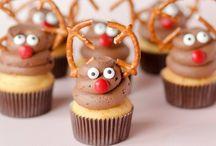 Happy Holidays! / Enjoy the holidays with these yummy and festive treats!