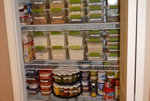 Pantry Project / by Melissa Corkum