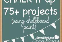 Chalkboard Love
