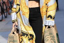 Celebrity outfit goals