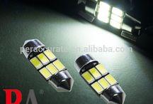 PA Car Reading Lamp Bulb Interior Light 5730 6SMD LED 31mm festoon