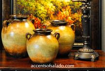 Tuscan decorating style / Tucson decor / by Gina L Smith