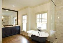 Bathrooms / by Cindy Hughes