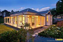 Renovated villas