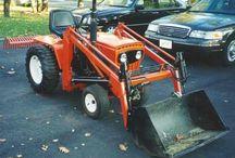 MTD 990 Tractors