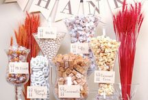 Give Thanks Candy Buffet