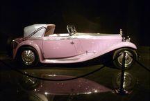 Autos rosas