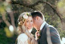 Weddings hairs