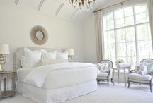 master bedroom ideas / by Jenni Phenicie