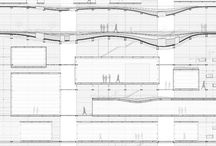 Plans, Elevation, Section, Axo