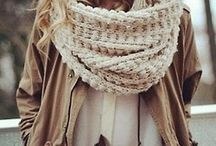 Scarf it up! / Scarves for all weather, all occasions