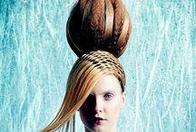 Peinado exótico