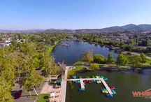 All About Santee Lakes