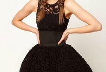 Little black dress…