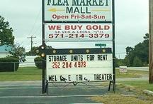 Flea Market Style / by Erin O'Loughlin