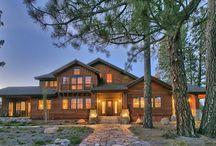 Truckee Homes - Sierra Sotheby's International Realty / Incredible Truckee homes offered by SierraSothebyRealty.com #MartisCamp #TahoeDonner #Truckee #SkiNorthstar #RitzCarlton #Lahontan