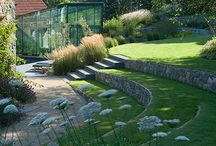 Lounge garden inspo