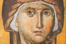 εικονες Βυζαντινης τεχνης-Byzantine Icon- mosaic