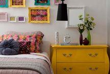Color / El color transmite muchas sensaciones, espacios y objetos llenos de color.