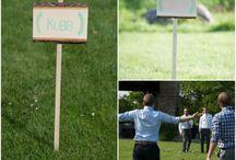 Bryllup - aktiviteter