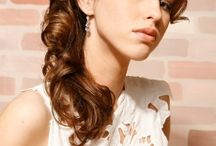 hairstyles for summer and wedding / by Sarah Gifford