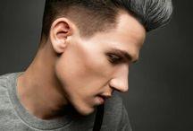 Mens color Hair