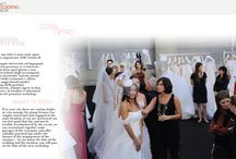 Proposta gruppo di spose / Anche per i gruppi di spose, prenotando su info@latuaweddingcoach.com, 30 minuti della mia consulenza gratis. www.latuaweddingcoach.com