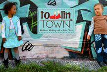 toddlin town FW15-16 / Look Book FW 2015-16