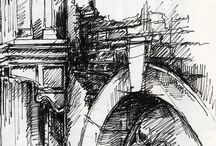 Drawing - Architecture