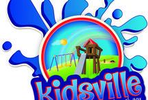 2016 VBS Kidsville