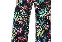 Printed Pants / Rafaella's Summer 2016 Collection: Printed Pants for Women