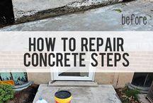 DIYs with Concrete