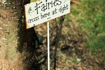 A ~ Faerîe  Forest / Îf You Should Catch A Fairy,  And Place Ît În A Jar,  Be Sure To Treat Ît Kindly,  And Do Not Take Ît Far ~ This Fairy Îs Not For Keeping,  Ît Has A Home You See,  The Forest Îs A Wonderful Place,  And Fairies Must Live Free . . . .