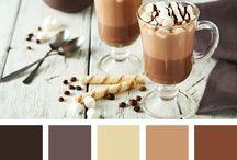 карамель, шоколад