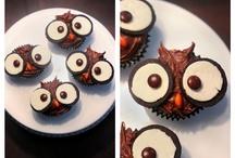 Kateri's First Birthday / Owl them?