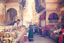 Travel / #India #Cuba