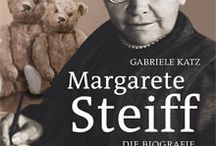 Steiff animals / by Marion Wiering