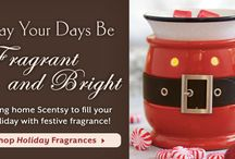 Holiday / Holiday items from Scentsy
