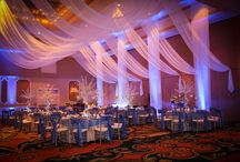 reception decorations / by Joanie Lea