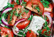 Mediterranean Recipes / Inspired by Mediterranean Cuisine