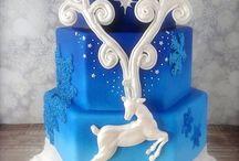 Blue wedding / weddings