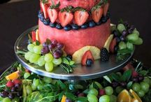 Pretty Food / Because when it looks good , it can even taste better
