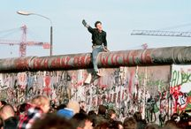 Fall of the Berlin Wall / The fall of the Berlin Wall is an iconic historical event, see the pictures the marked this historic event.