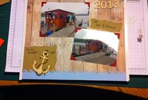 Scrapbooking - Layouts by KreaTine