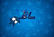 <3 JUST BLUE <3
