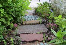 Garten Wege