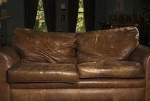 Leather restoring